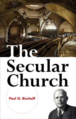The Secular Church Book Cover